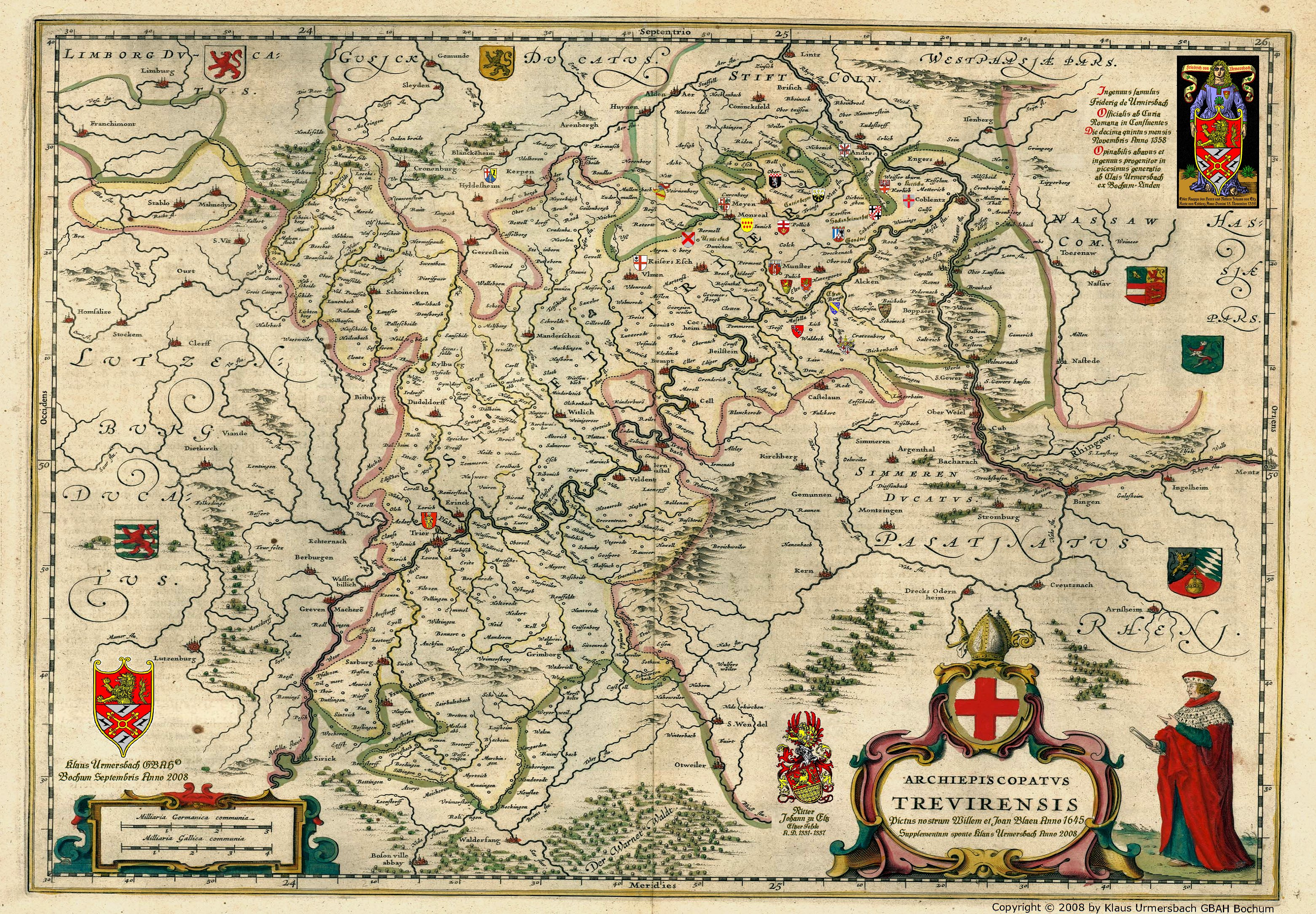 Trier Karte Umgebung.Home Klaus Urmersbach Gbah Kuku Studios Com Bochum Genealogie